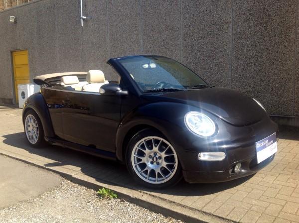 superbe vw new beetle kit caractere bbs 17 full vendue spa auto service. Black Bedroom Furniture Sets. Home Design Ideas